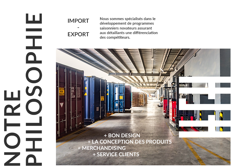 Four Seasons Import Export Company
